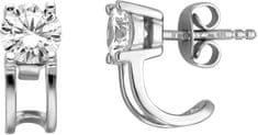 Esprit Ezüst fülbevaló cirkónia kővel ESER00101100 ezüst 925/1000