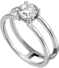 Esprit Srebrni prstan z cirkonom ESRG0010111 srebro 925/1000