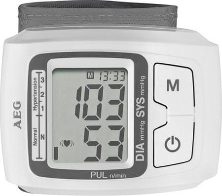 AEG Csuklós vérnyomásmérő BMG 5610