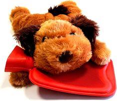 Albert Termofor detský Pes svetlo hnedý
