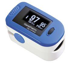 Geratherm Pulzný oximeter Oxy control