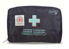 Hartmann Autolekárnička textilná - modrá