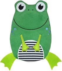 Hugo Frosch Detský termofor Eco Junior Comfort - Žaba