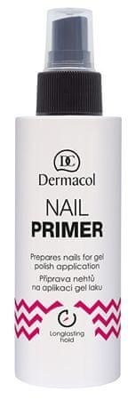 Dermacol Körömelőkészítő primer spray gél lakkhoz (Nail Primer) 150 ml
