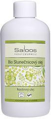 Saloos Bio Slunečnicový olej lisovaný za studena 1l