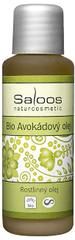 Saloos Bio Avokádový olej lisovaný za studena 50 ml