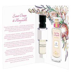 Dermacol Tester perfum ze słodkiej pomarańczy Honeysuckle 2 ml