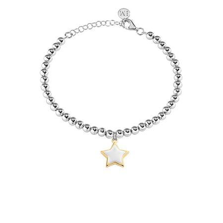 Morellato Enjoy nemesacélkarkötő csillag medállal SAJE25