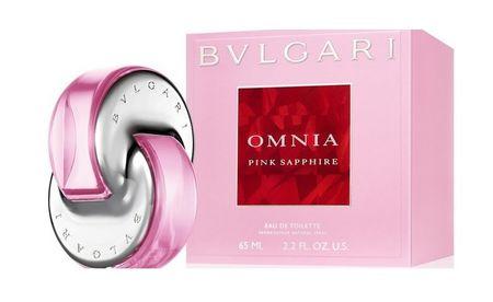 Bvlgari Omnia Pink Sapphire - woda toaletowa 40 ml