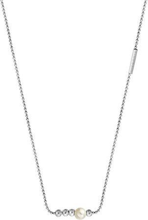 Esprit Srebrna ogrlica s sintetičnim bisernim biserom ESNL00201142 srebro 925/1000
