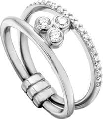 Esprit Play ezüst gyűrű cirkónia kővel ESRG001911 ezüst 925/1000
