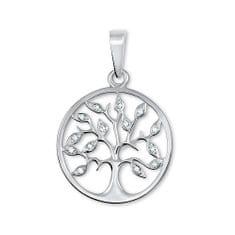 Brilio Silver Élet ezüst medálfa 446 001 00344 04 ezüst 925/1000
