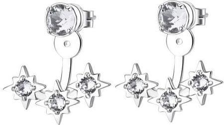 Brosway Uhani s kristali Affinity G9AF24 srebro 925/1000