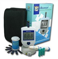 Visgeneer Glukometer eBsensor set + 50 prúžkov
