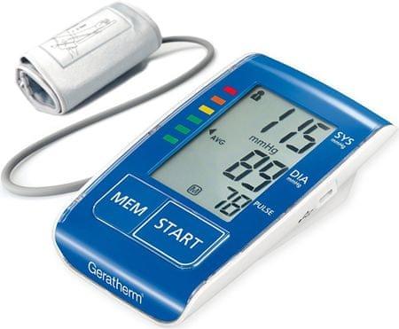 Geratherm Vérnyomásmérő Active Control Plus