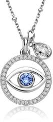 Brosway Stříbrný náhrdelník New Age G9NA01 (řetízek, přívěsek) stříbro 925/1000