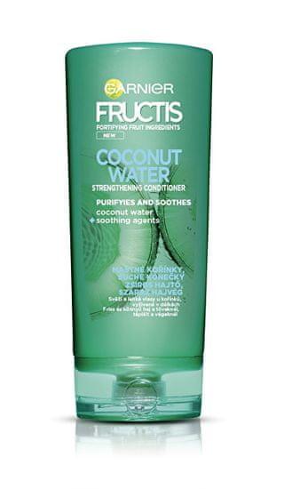 Garnier Posilňujúci balzam Fructis Coconut Water ( Strength ening Conditioner) 200 ml