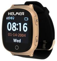 Helmer Smart dotykové hodinky s GPS lokátorom LK 705