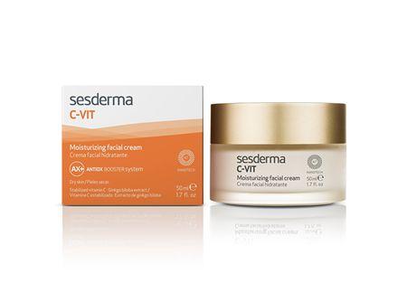 Sesderma C-VIT (Moisturizing Facial ) Cream (Moisturizing Facial ) 50 ml
