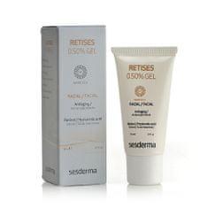 Sesderma Intenzivně obnovující gelový krém s retinolem a kyselinou hyaluronovou Retises (Antiaging Gel) 30 ml