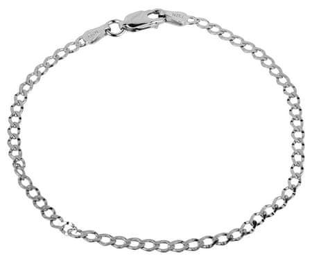 Brilio Silver Oryginalny bransoletka wykonany ze srebra 18 cm 461 086 00108 04 srebro 925/1000