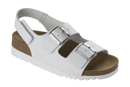 Scholl Egészségügyi cipő GIAVA - fehér (méret vel. 36)