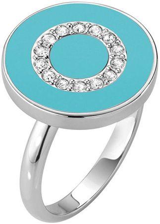 Morellato Srebrny pierścionek z kryształami Perfetta SALX21 (obwód 52 mm) srebro 925/1000