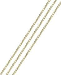 Brilio Řetízek ze žlutého zlata 45 cm 271 115 00131 - 1,40 g zlato žluté 585/1000
