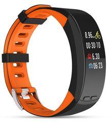 Deveroux P5 GPS fitness náramek - oranžový