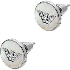 Emporio Armani Luxus fülbevaló gyöngyökkel EGS2355040