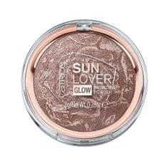 Catrice Brondzujúci púder Sun Lover Glow (Bronzing Powder) 8 g