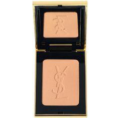 Yves Saint Laurent Matowy proszek kompaktowy (Poudre Compact Radiance) 9 g