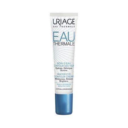 Uriage Aktivní hydratační krém na oční okolí Eau Thermale (Water Eye Contour Cream) 15 ml