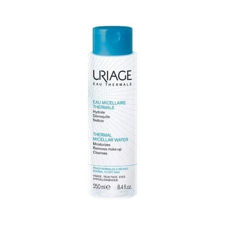 Uriage Micellar termálvíz normál és száraz bőr számára Eau Thermale (Thermal Micellar Water) (mennyiség 250 ml)