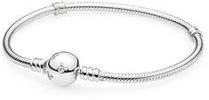Pandora Srebrna zapestnica Disney Mickey Mouse 590731CZ srebro 925/1000