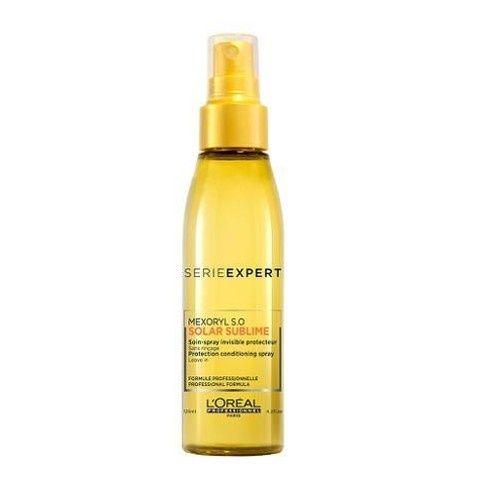 Loreal Professionnel Ochranný sprej na slnkom namáhané vlasy Série Expert ( Solar Sublime Spray) 125 ml