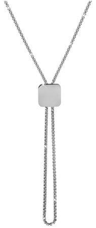 Troli Állítható nyaklánc acél kockával