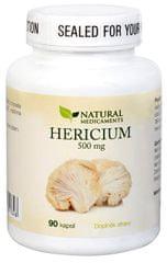 Natural Medicaments Hericium 500 mg 90 kapslí