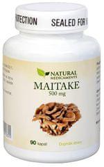 Natural Medicaments Maitake 500 mg 90 kapslí