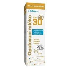 MedPharma Opaľovacie mlieko SPF 30 230 ml