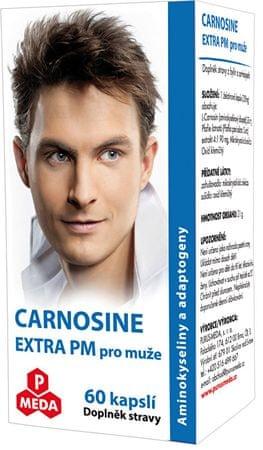 Purus Meda Carnosine Extra PM pro muže 60 kapslí