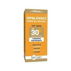 MedPharma Opaľovací krém na tvár SPF 30 50 ml