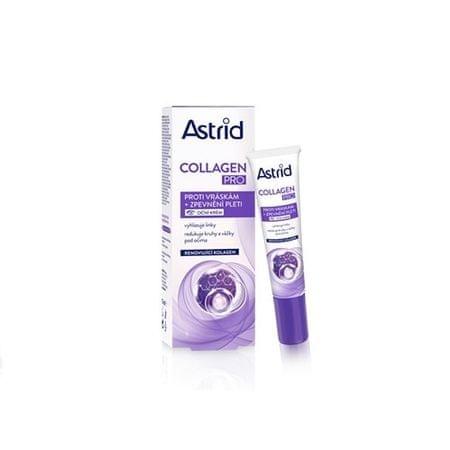 Astrid Ránctalanító szemfekete Collagen Pro 15 ml