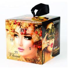 Parisax Zestaw kosmetyków dekoracyjnych kalendarz adwentowy