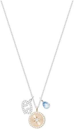 Swarovski Postanite ogrlica Rak ZODIAC 5349215