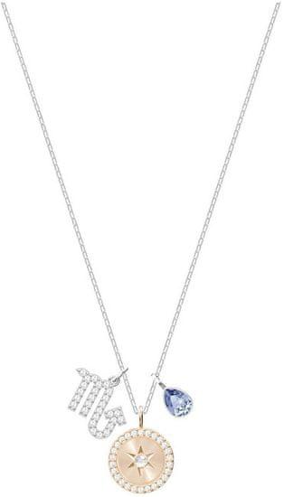 Swarovski Slušivý náhrdelník Škorpión ZODIAC 5349222