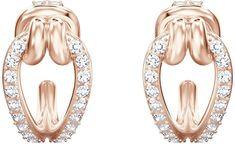 Swarovski LIFELONG Brilliant Bronze Earrings 5392920
