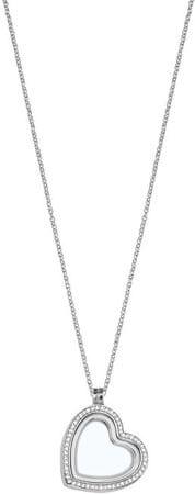 Morellato Ezüst nyaklánc Scrigno D`Amore elem medállalSAMB03 ezüst 925/1000