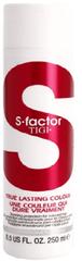 Tigi Kondicionáló S-Factor igazi tartós színre (Conditioner)