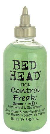 Tigi Szérum a stresszmentes és frizzing Hair Bed Head (Control Freak Serum) szérumhoz (Control Freak Seru